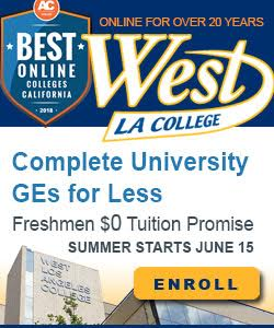 WLAC Complete University GEs for Less