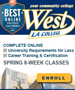 WLAC Spring 8-week classes