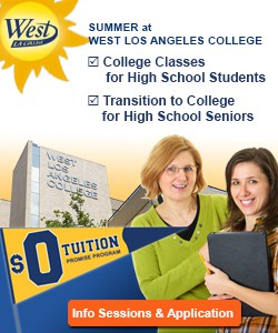 WLAC Summer for High School